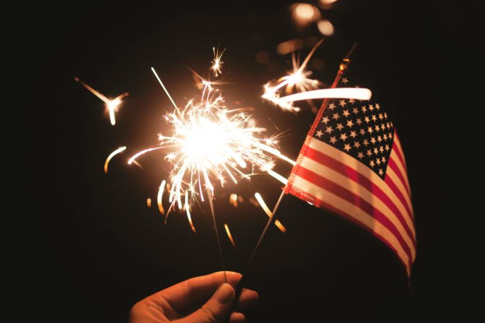 Firework eye safety during July 4th celebrations.